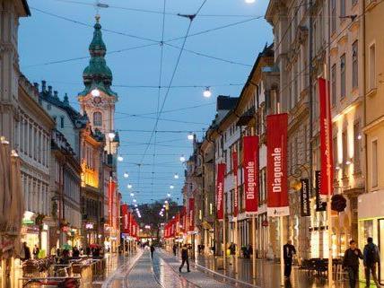 Graz steht bei der Diagonale wieder ganz im Zeichen des Films