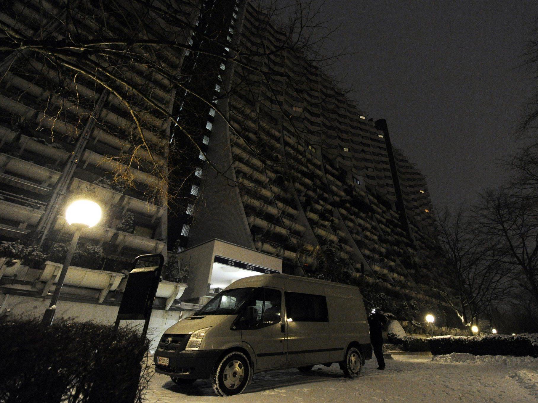 Mord und Selbstmord in Wien-Liesing - Pensionist vermutlich depressiv