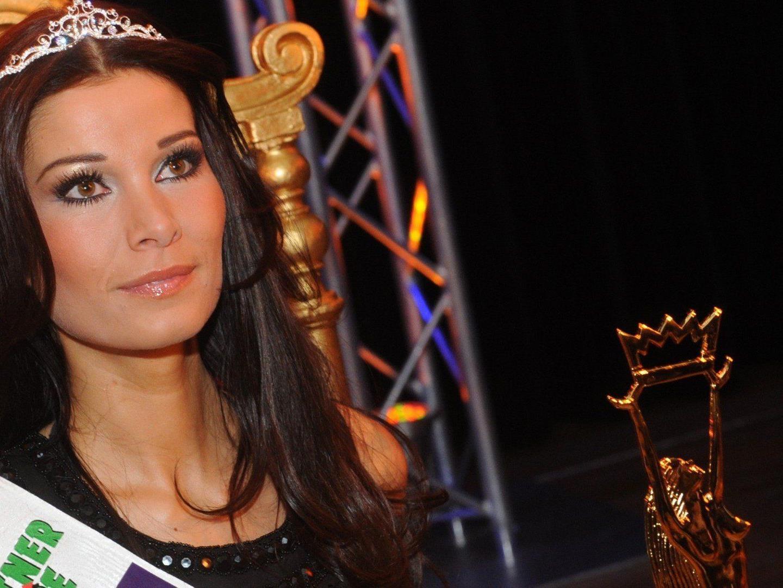 Carmen Stamboli - Miss Austria 2011 - organisiert nun die Miss Vienna Wahl 2013.