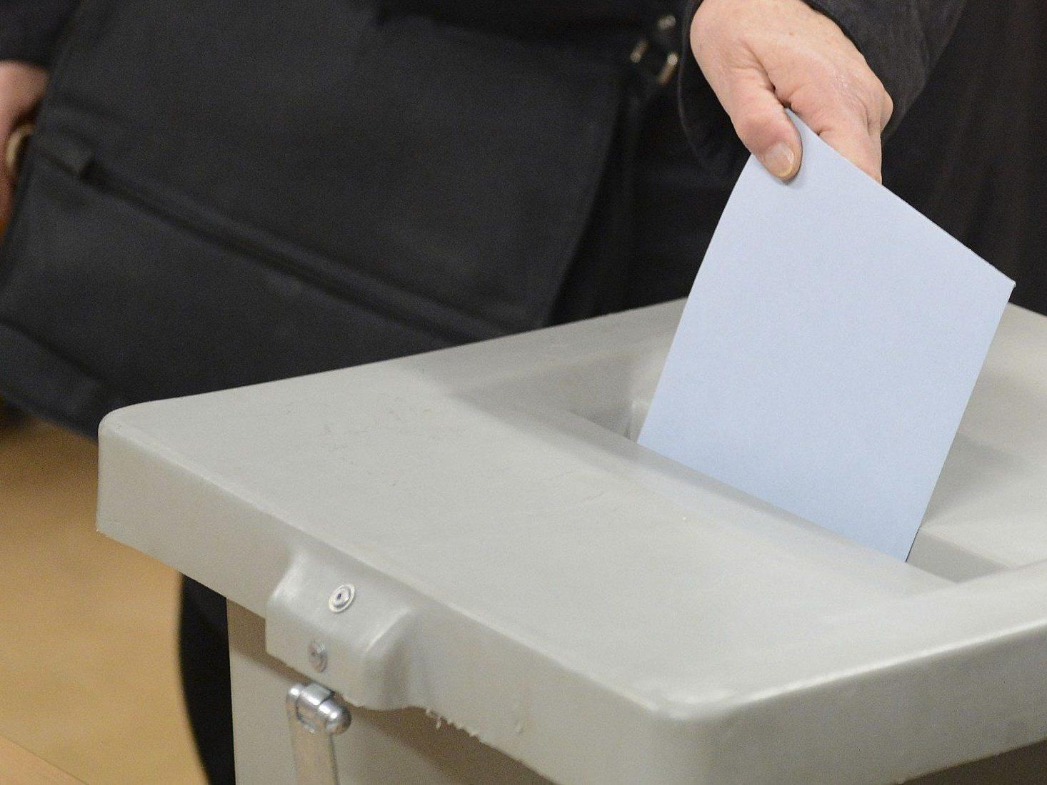 Ab sofort können die Wahlkarten für die Landtagswahlen in Tirol und Salzburg beantragt werden.