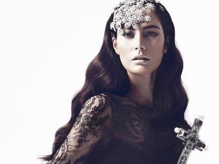 Kampagnengesicht und Testimonial wurde bei den Vienna Awards for Fashion & Lifestyle wurde Model Emma Heming-Willis gewählt