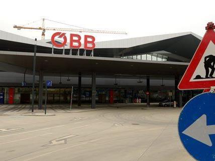 Hauptbahnhof Wien: Fertigstellung des Rautendaches bis Jahresende