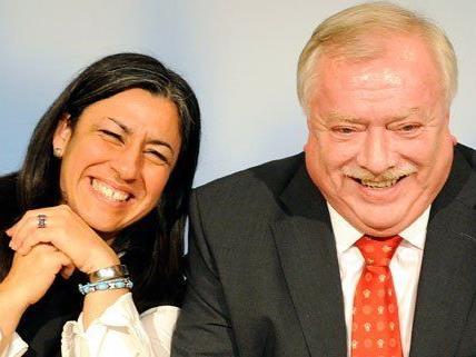 """Halbzeit-Bilanz: Zusammenarbeit mit den Grünen laut Häupl """"sehr okay"""""""