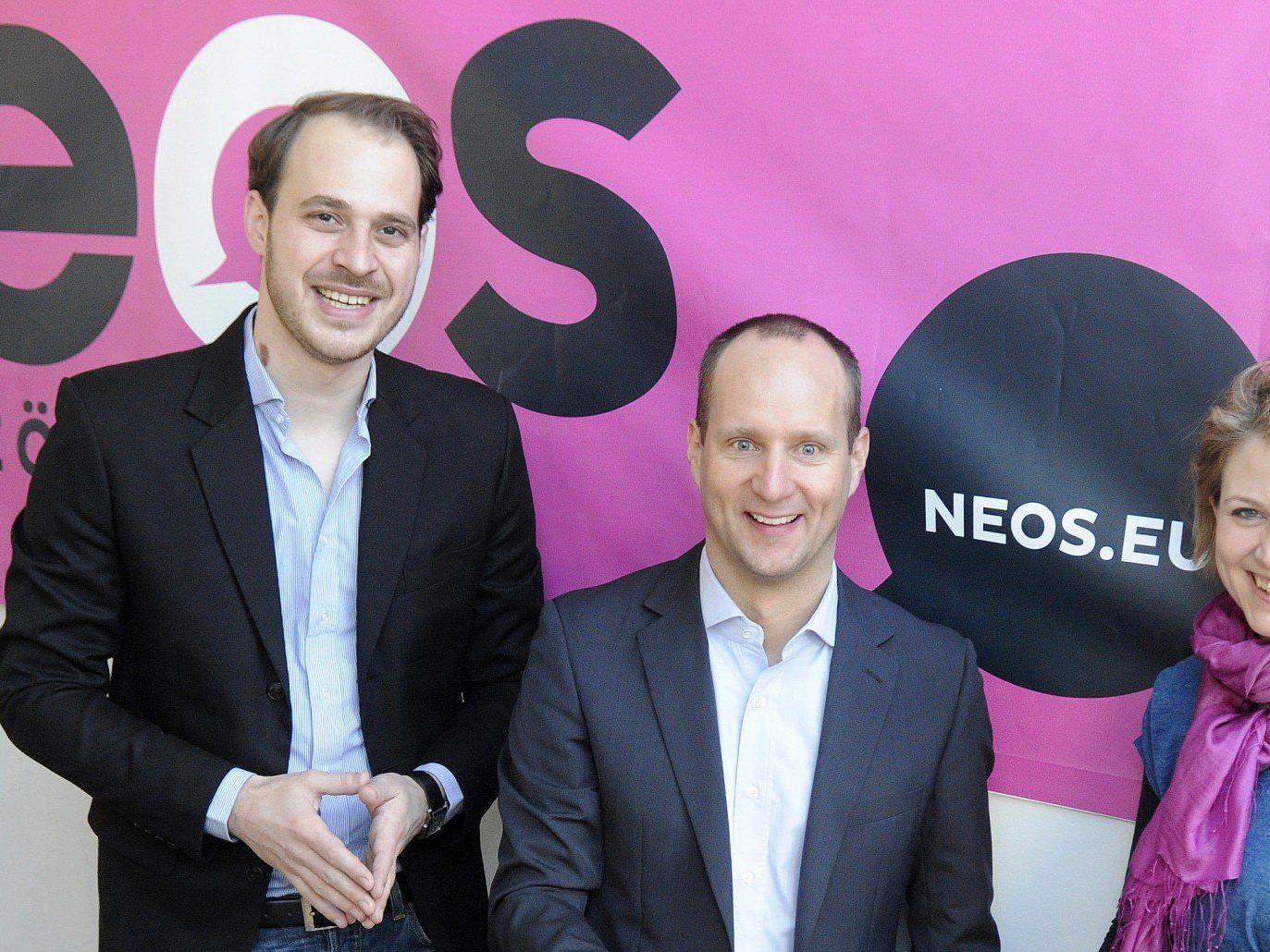 Die Partei NEOS wird nicht zur Landtagswahl in Salzburg antreten.