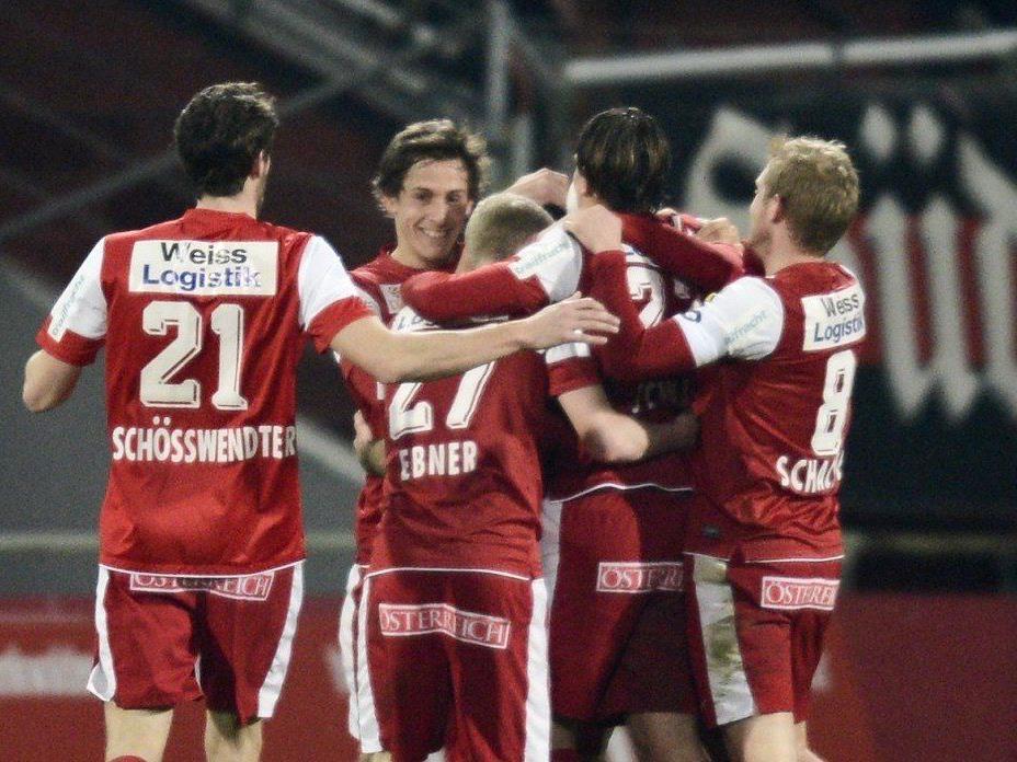 Wir berichten LIVE vom Spiel FC Admira Wacker gegen SV Mattersburg.