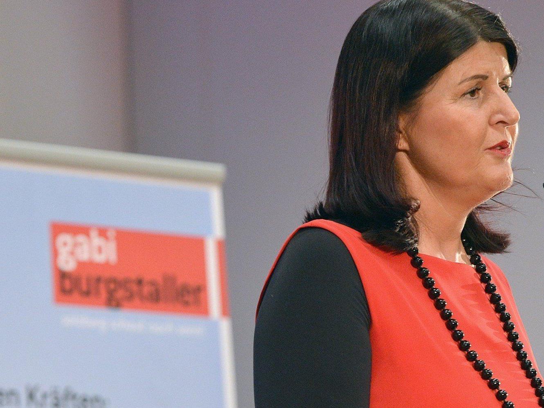 Gabi Burgstaller könnte sich eine Zusammenarbeit mit der FPÖ vorstellen.