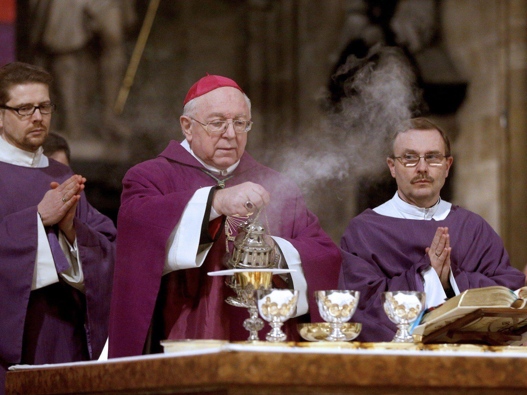Papst tritt zurück: Dankmesse am 28. Februar im Wiener Stephansdom