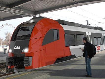 30 Züge des Typs Desiro ML sollen in Wien und Niederösterreich eingesetzt werden.