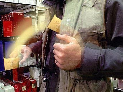 Festnahme nach gewerbsmäßigem Diebstahl in Wien-Mariahilf