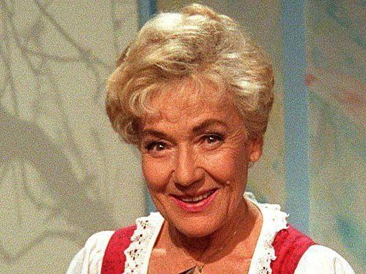 """Edith Klinger war bekannt und beliebt für """"Wer will mich?"""""""