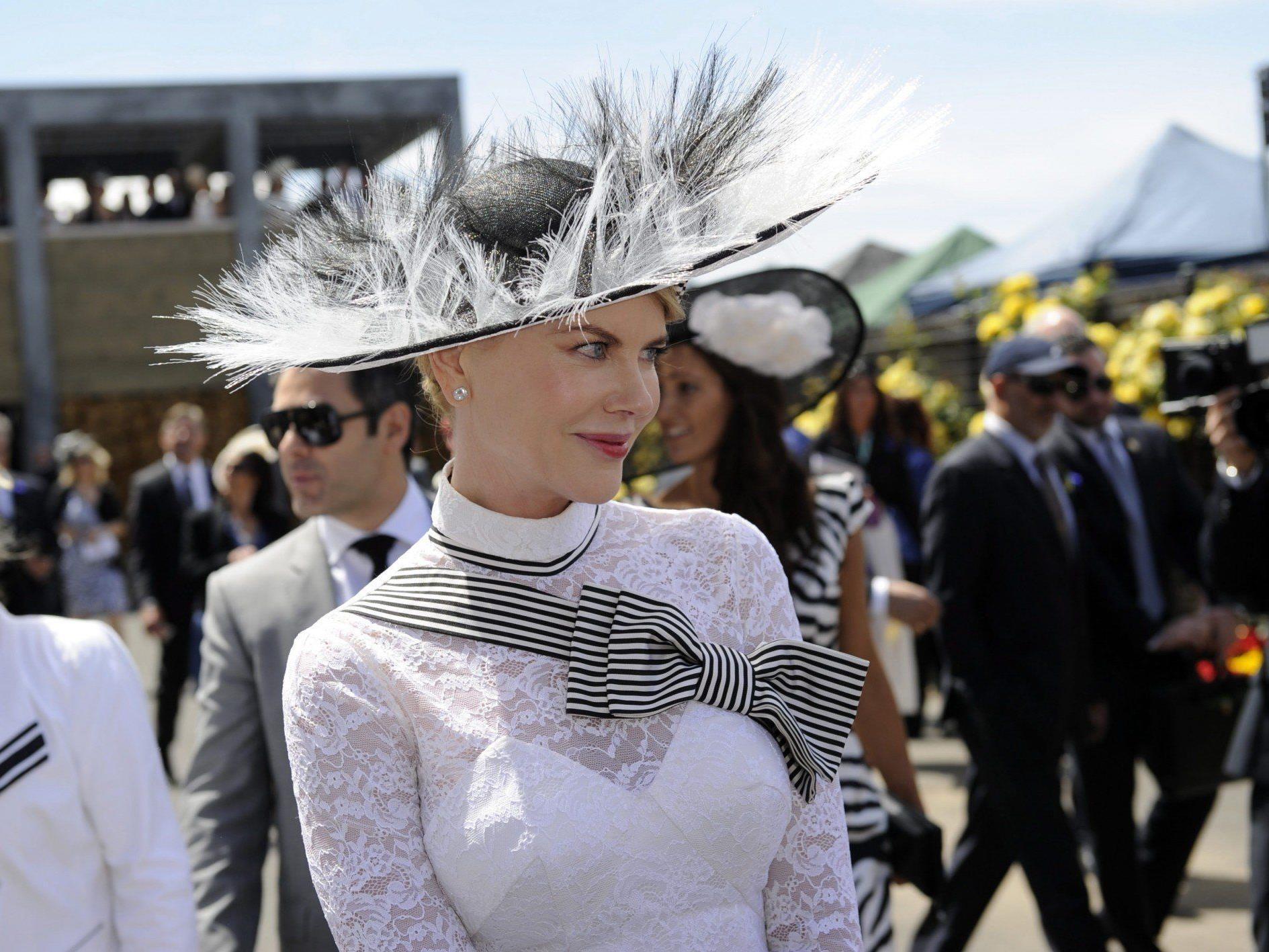 Nicole Kidman bringt einen Hauch von Hollywood nach Wien
