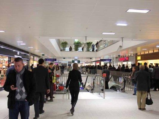 Bahnhof Wien-Mitte: Am 25. April geht Einkaufszentrum in Vollbetrieb