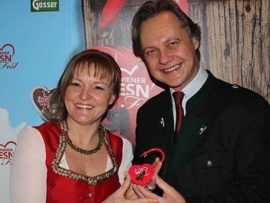 Goldenes Österreich: Das ganze Land zu Besuch in beim Wiener Wiesn Fest