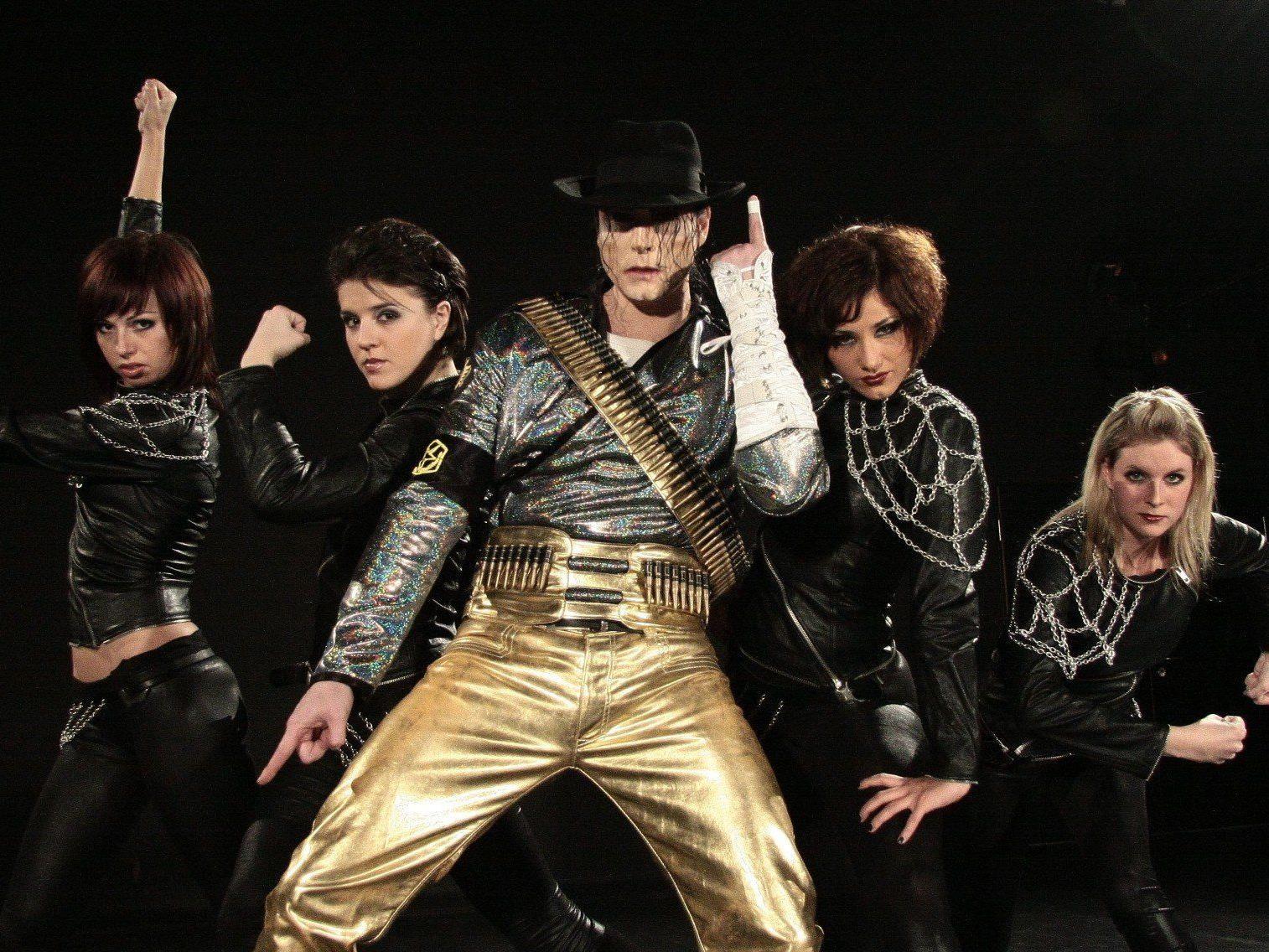 """Wir verlosen 3x2 Tickets für die Show """"Michael Jackson Tribute Show""""."""