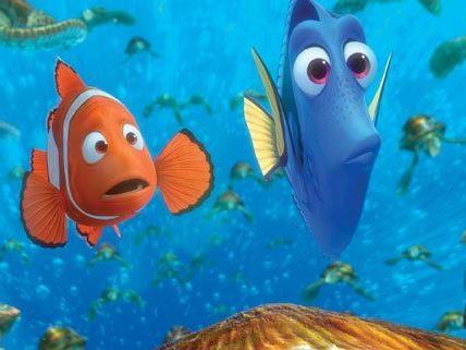 Findet Nemo seit Februar in 3D in den Wiener Kinos