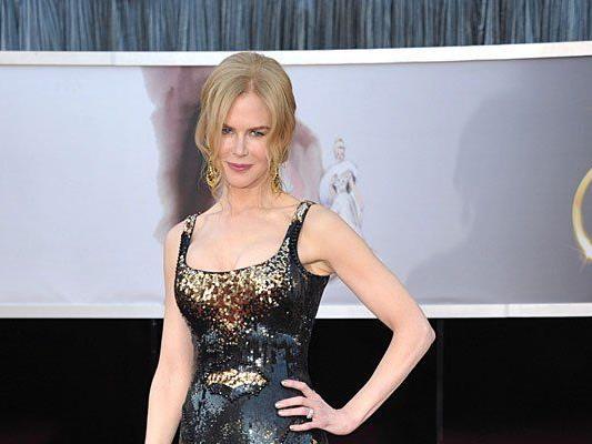 Hoher Besuch in Wien: Nicole Kidman kommt