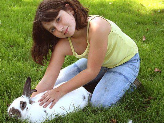 Viele Kinder wünschen sich zu Ostern einen Vierbeiner - doch Tiere sind kein Spielzeug