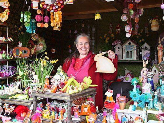 Wiens Ostermärkte laden zum fröhlichen Gustieren ein