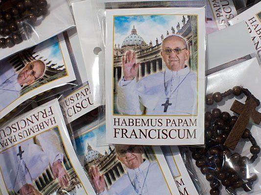 Der Hype um Papst Franziskus alias Jorge Mario Bergoglio ist ungebrochen