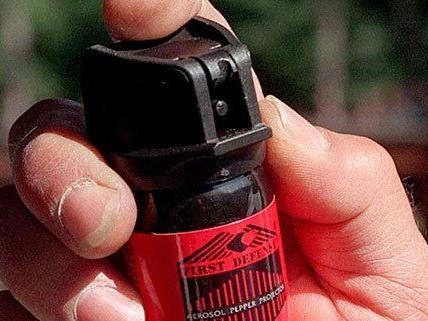 Bei der handgreiflichen Streiterei in Floridsdorf kam auch ein Pfefferspray zum Einsatz