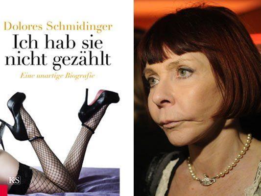 Dolores Schmidinger und ihr sehr persönliches Buch