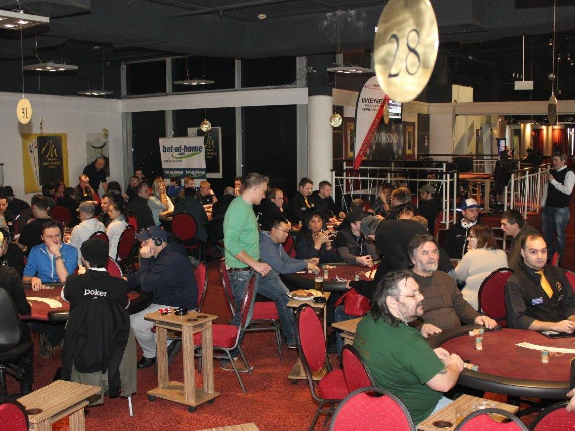 Montesino Wiener Poker Landesliga powered by bet-at-home.com Saison 2013 – Spieltag 1