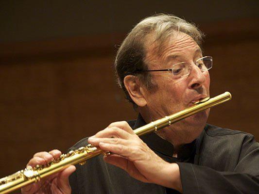 Wolfgang Schulz galt als begnadeter Flötenvirtuose
