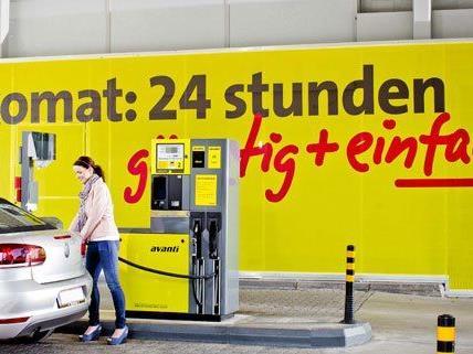 In Wien-Floridsdorf rechnet man mit großem Andrang bei der Tank-Aktion.