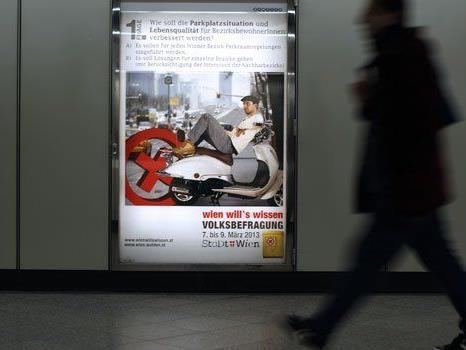 Ab Donnerstag haben die Annahmestellen geöffnet - die Wiener Volksbefragung 2013 beginnt.