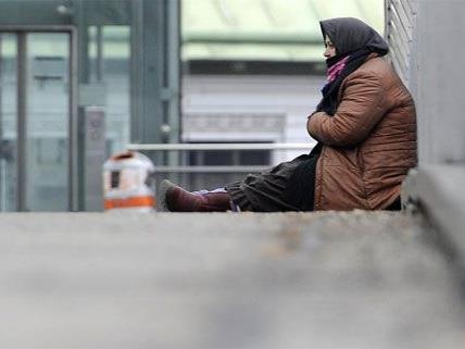 Betteln in Wien ist nur mit Einschränkungen möglich