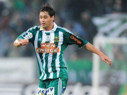 Der SK Rapid Wien muss vermutlich mehrere Wochen auf Branko Boskovic verzichten