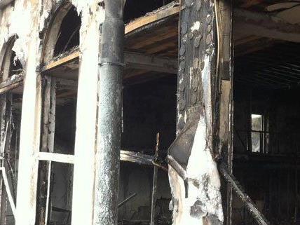 Auch nach dem Brand eines Erotik-Lokals in Floridsdorf ermittelte Ortner.
