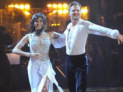 Die Dancing Stars legten auch in der 2. Folge eine flotte Sohle aufs Parkett.