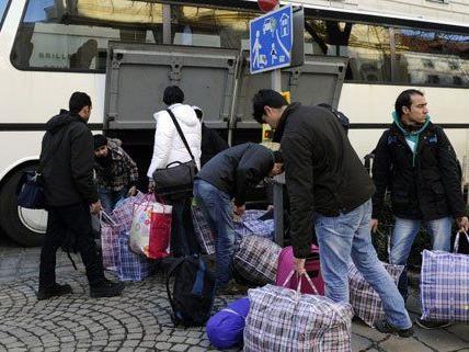 Nach dem Auszug der Flüchtlinge am Sonntag soll in der Votivkirche ein Konzert stattfinden.