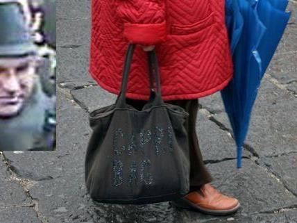 Wien - Innere Stadt: Taschendieb gesucht