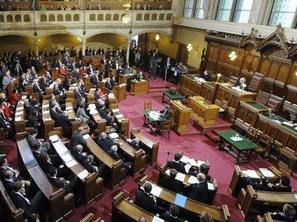 Nach Ostern soll ein Kompromiss bezüglich des Petitionsausschusses gefunden werden.