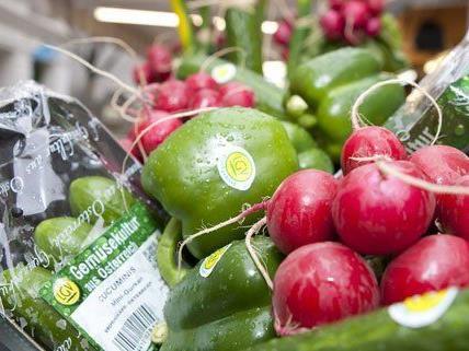 Bereits Mitte März startet Wien in die Gemüsesaison.
