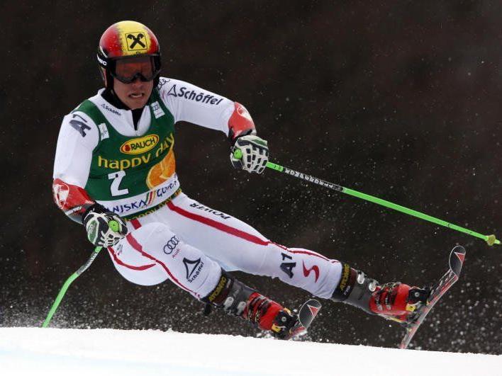 Marcel Hirscher steht vor seinem zweiten Gesamt-Weltcup-Sieg