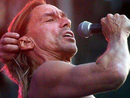 Iggy Pop gastiert im August mit The Stooges live in Wien.