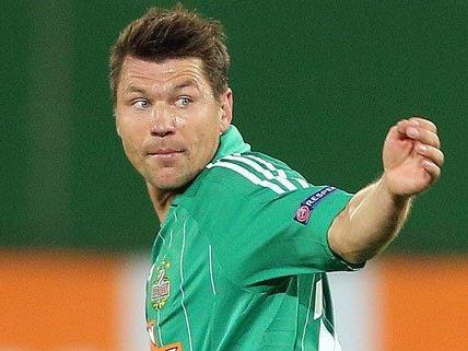 Auch Markus Katzer verlässt den SK Rapid Wien zum Saisonende.