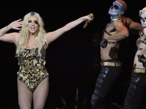 Popstar Ke$ha kommt mit heißer Show live nach Wien.