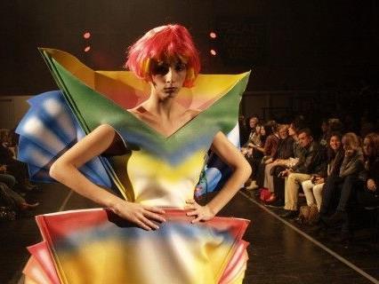 ds Modeprojekt der Wiener Jugendzentren, Kids in Fashion, lädt Kinder wieder zum Mitmachen ein.