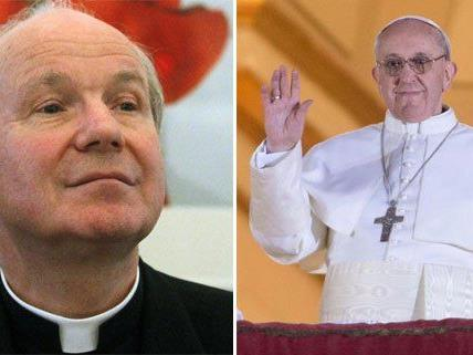 Kardinal Schönborn zur Wahl des neuen Papstes.