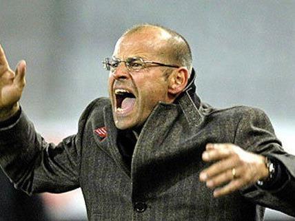 Helmut Kraft will mit dem Wiener Sportklub wieder in die obere Tabellenhälfte