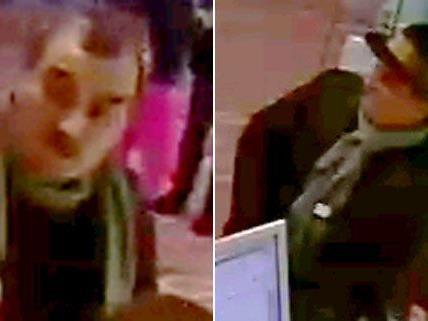 Dieser Mann hat im Dezember 2012 mit manipulierten Kreditkarten eingekauft.