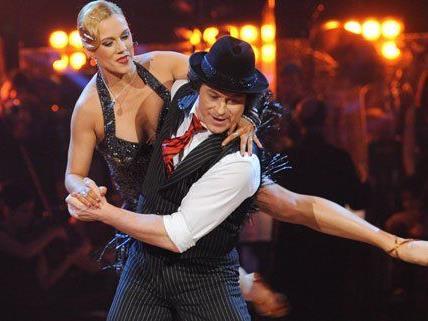 """Rainer Schönfelder gilt nach der ersten """"Dancing Stars"""" Show bereits als FAvorit"""