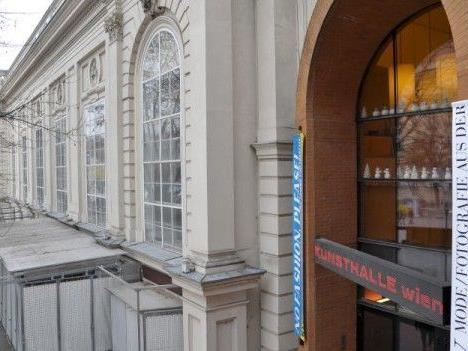 Die Kunsthalle Wien wird saniert