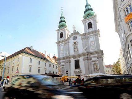 Die Mariahilfer Straße und der Ring in Wien sind am Samstag teilweise gesperrt