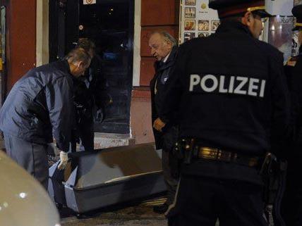 Ein 20-jähriger Nigerianer verblutete am Sonntagabend in Wien-Meidling.