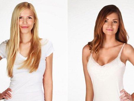 Nadine und Jeannine wollen Miss Vienna 2013 werden.
